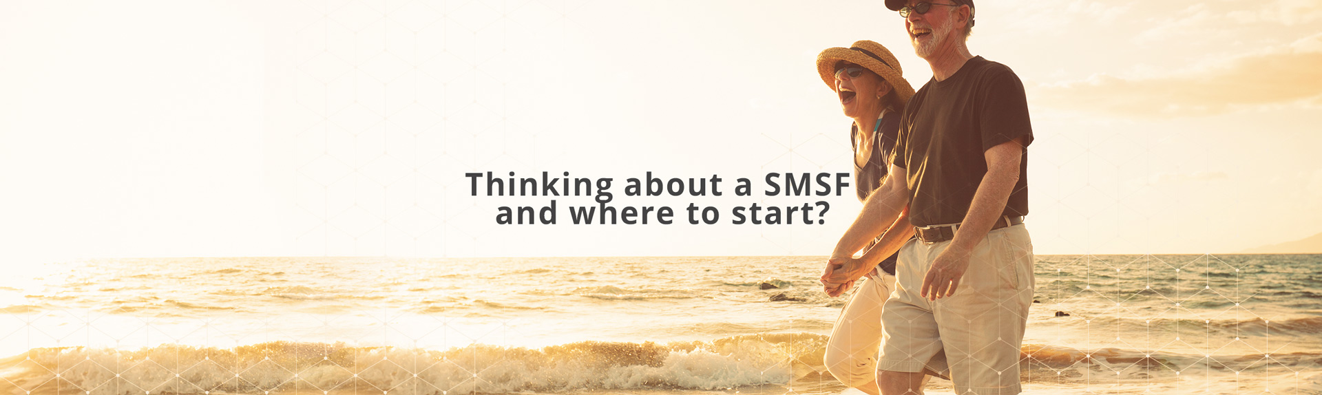 Thinking about a SMSF and where to start